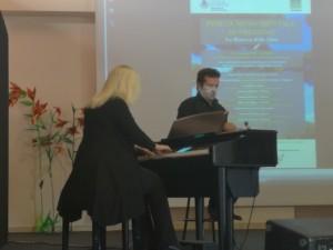 Pineta di Fregene - Kasia Chojnacka e Carmelo Iorio