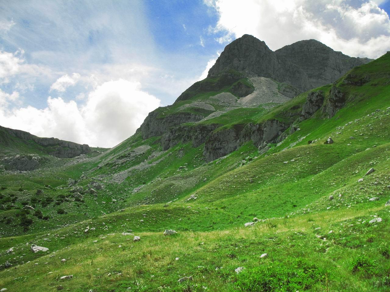 Energia della montagna